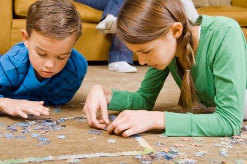 ¿Por qué es bueno armar rompecabezas?