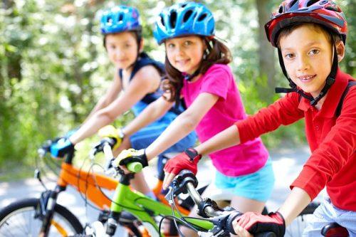 Los beneficios de que tus hijos hagan deporte