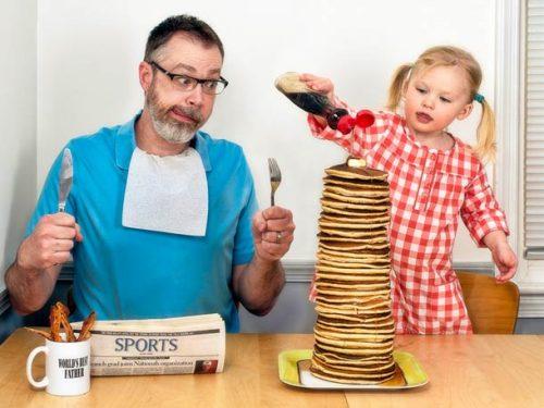 12 descubrimientos que hace un hombre luego de convertirse en papá