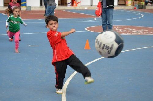 ¿Quieres que tu hijo meta goles? ¡Dile que puede meter goles!