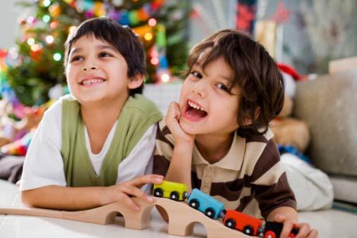 Fomenta la generosidad en tus hijos