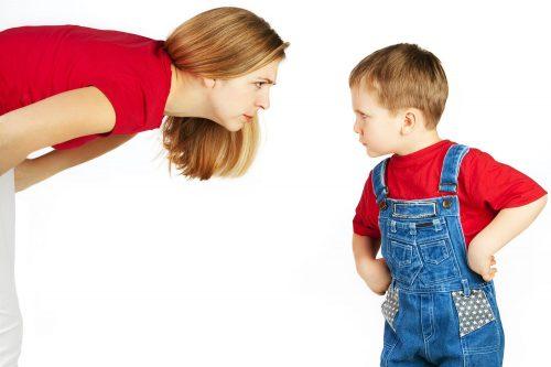 Cómo corregir la mala conducta