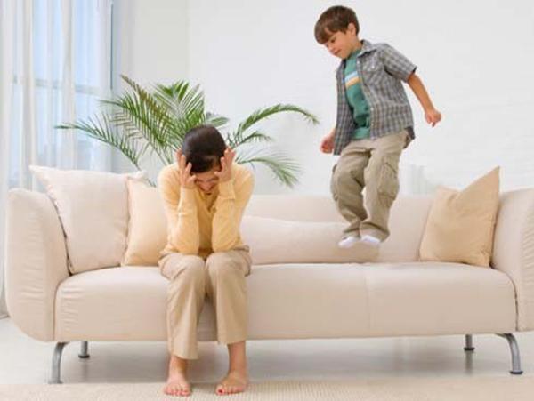 Cómo no perder la paciencia con tus hijos
