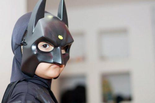 ¿Por qué a mi hijo le gusta disfrazarse?