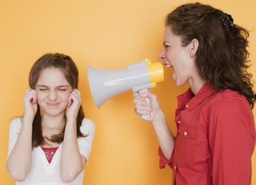 5 recomendaciones para dejar de gritarle a tu hijo