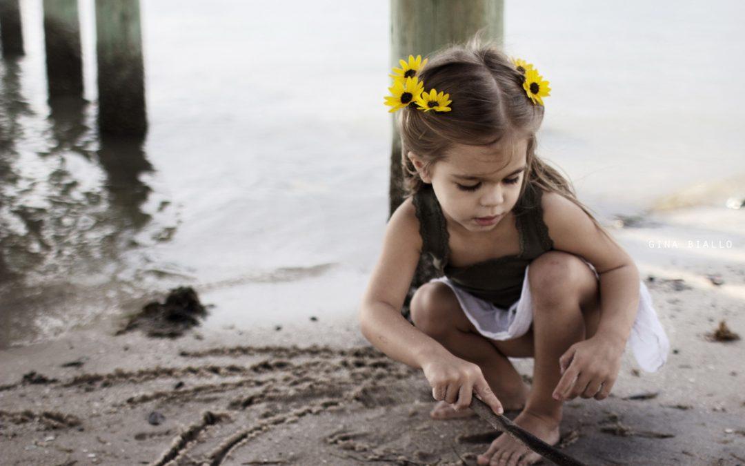 Agua y arena: dos aliados para el desarrollo de tu hijo