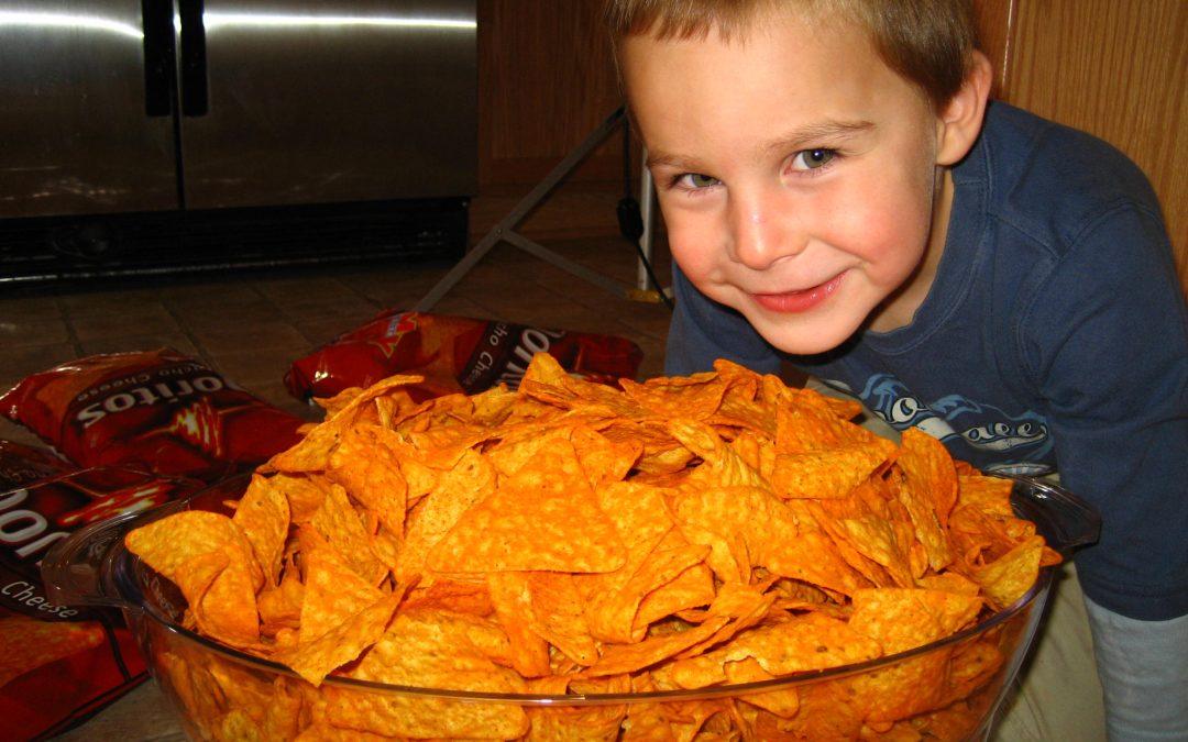 Alimentos que influyen en la conducta de tu hijo