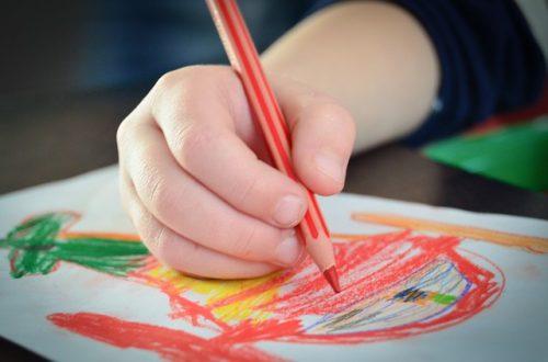 Los dibujos de tus hijos pueden ser indicativo de su inteligencia