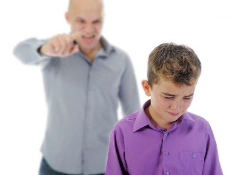 Disciplinar no es sinónimo de atemorizar