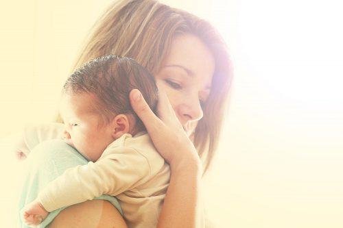 Soporte emocional durante la lactancia