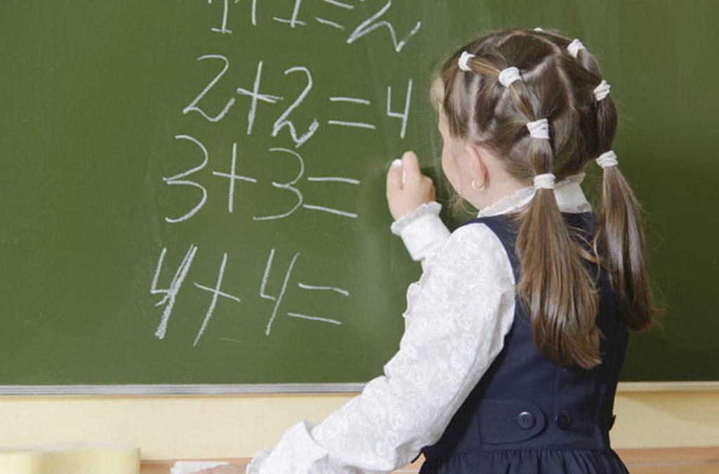 Si tú también odiabas las matemáticas, mejor no se los digas