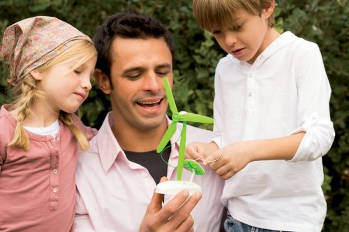 Cómo hacer de tus hijos  personas plenas
