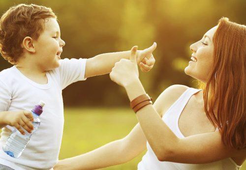 Quiere mucho a tus hijos, pero no dejes de quererte a ti misma