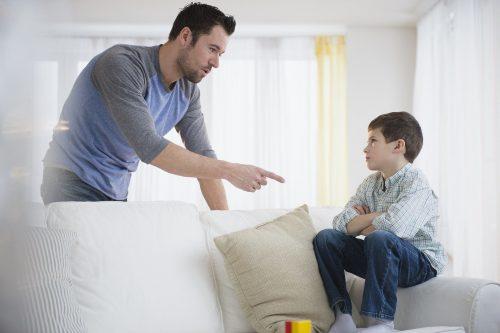 Si ganas tú, tu hijo pierde