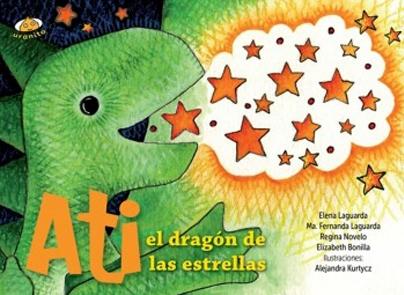 Ati, el dragón de las estrellas