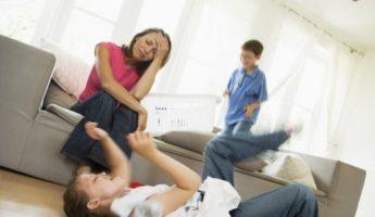 Cuidado: tu estrés perjudica a tus hijos