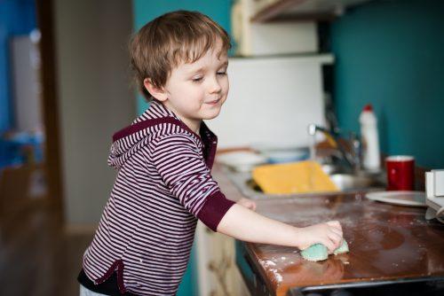 ¿Por qué y cómo delegar responsabilidades a nuestros hijos?
