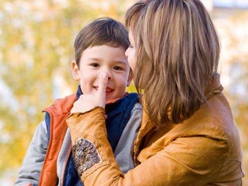 5 técnicas para que tu hijo te haga caso
