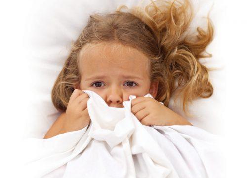Los miedos de los niños: ¿por qué y cómo actuar frente a ellos?