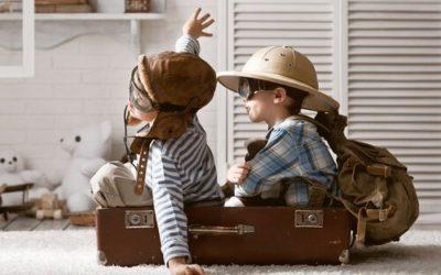 Juegos de roles: aprendiendo con la imaginación