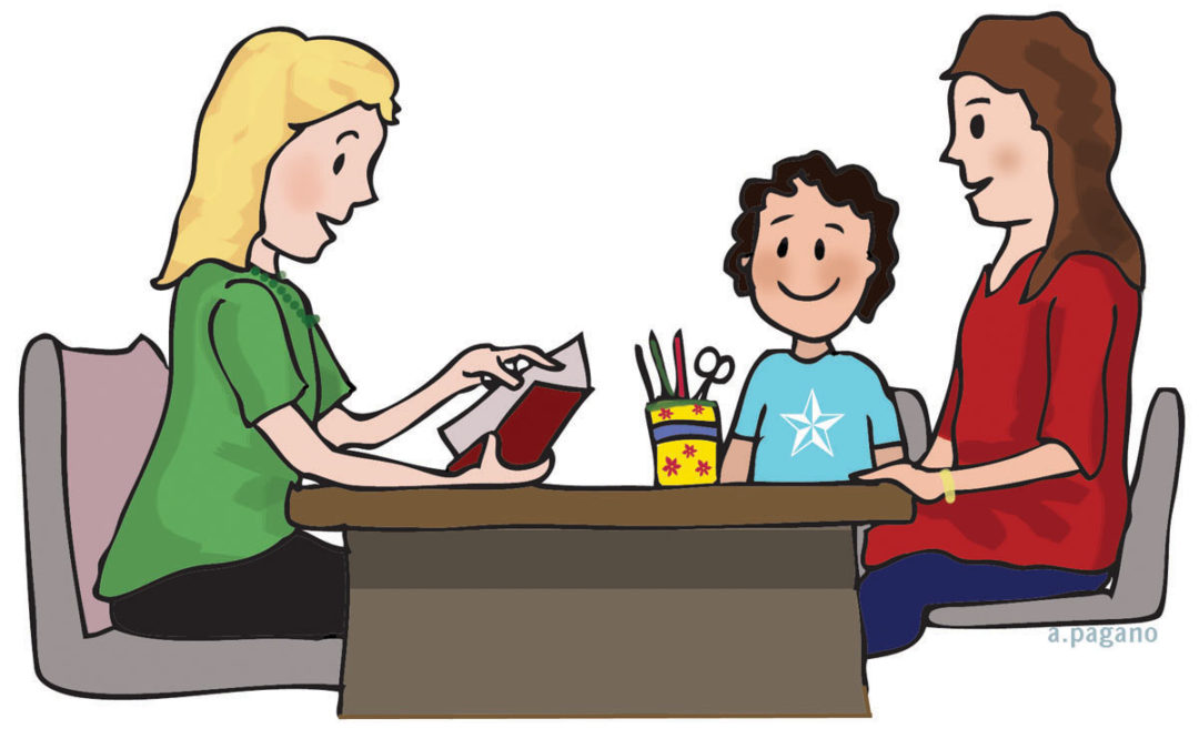 Mantén una buena comunicación con los papás de tus alumnos