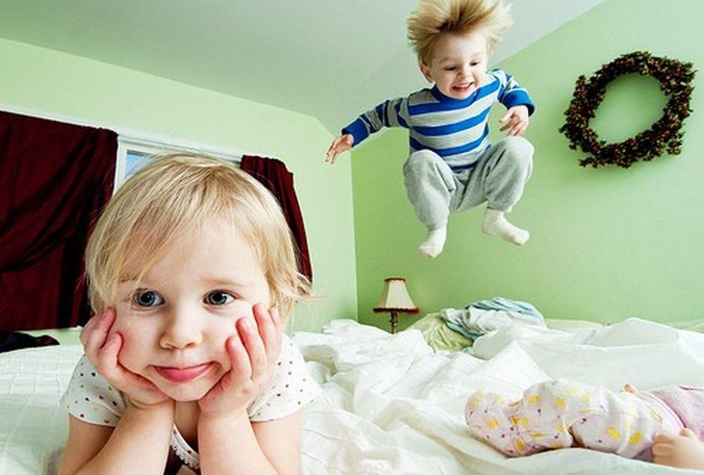 ¿Mi hijo es hiperactivo o inquieto?