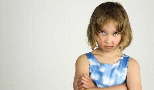 Los niños ante la emoción de la rabia