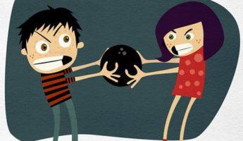 ¿Por qué los niños son egoístas?