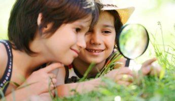 ¿De qué sirve a los niños ser tan curiosos?
