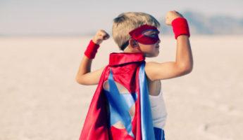 ¿Son los niños de hoy más fuertes que los de antes?