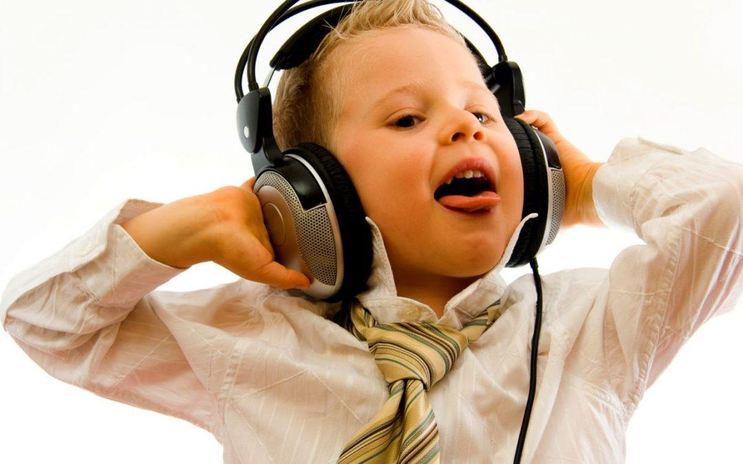 El significado de la música en los niños