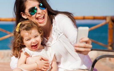 ¿Cómo son las mamás millennials?