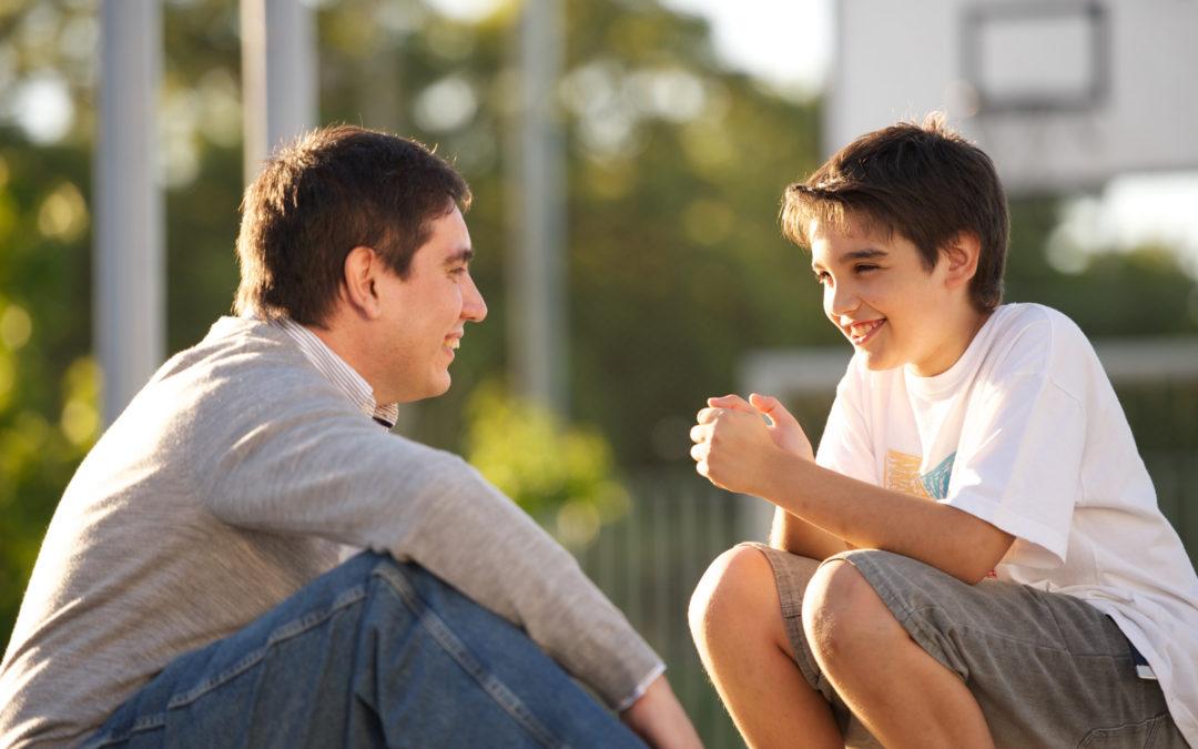 Convierte los conflictos con tus hijos en oportunidades