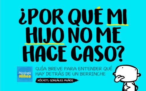 ¡Nuevo libro digital de Xóchitl González, directora de Psicología para Niños!