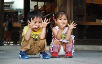 ¿Por qué en Japón los niños no hacen berrinches?