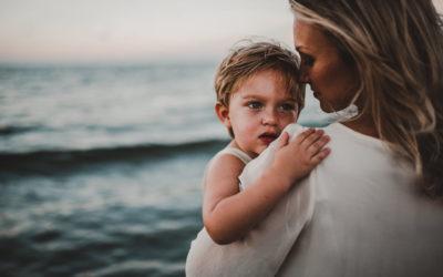 Tus palabras siempre dejan huella en tus hijos