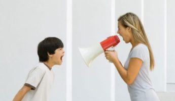 ¿Cuál es el verdadero efecto de los gritos en el cerebro de tu hijo?