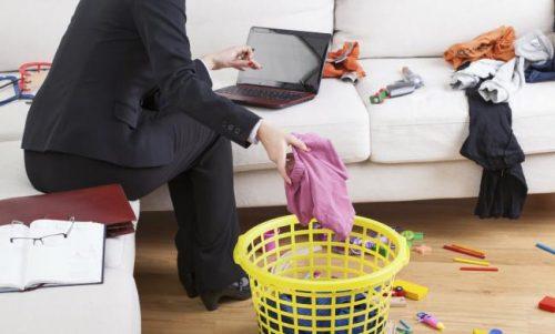 Mamás que trabajan fuera de casa: beneficios que no conocías