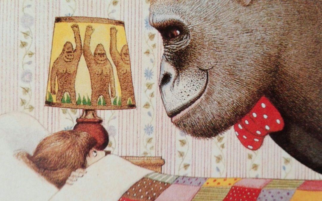 El gorila que nos habla sobre las necesidades de los niños