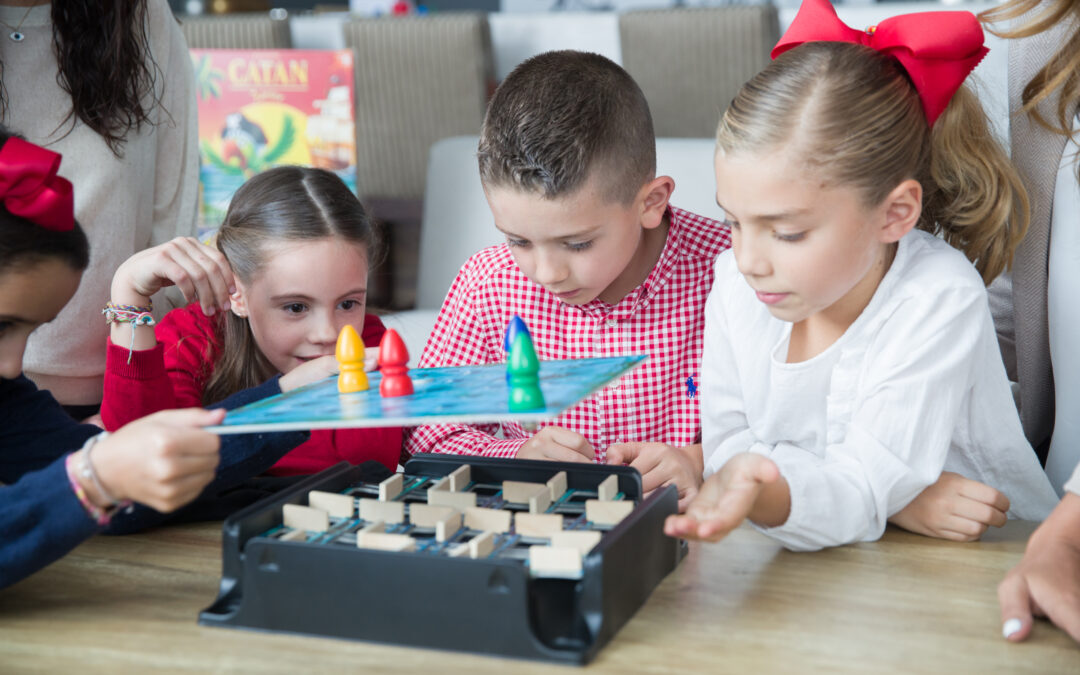 Dale sentido a la cuarentena jugando con tus hijos