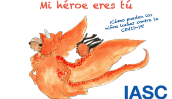 ¡Mi héroe eres tú, cómo los niños pueden luchar contra Covid-19!