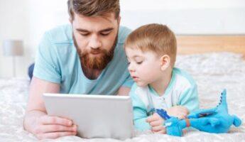 5 libros para leer con los niños en casa